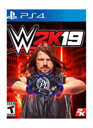 Wwe 2K19 for PlayStation 4 (PS4) by 2K