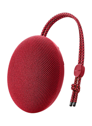 Huawei Splashproof Wireless & Wired Portable Bluetooth Speaker, Red