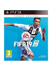 FIFA 19 Legacy Edition for PlayStation 3 (PS3) by Electronic Arts