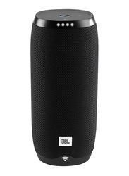 JBL Link 20 Water Submerge Resistant Wireless & Wired Portable Bluetooth Speaker, Black