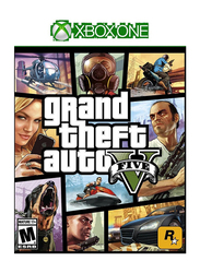 Grand Theft Auto V for Xbox One by Rockstar Games