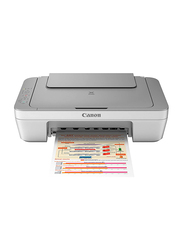 Canon Pixma MG2420 Inkjet Printer, White