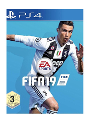FIFA 19 with Arabic for PlayStation 4 (PS4) by Electronic Arts