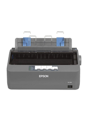 Epson LQ-350 24 Pin Dot Matrix Printer, Black