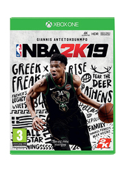 NBA 2K19 for Xbox One by 2K
