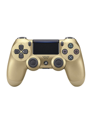 Sony DualShock 4 Wireless Controllers for PlayStation PS4, Gold