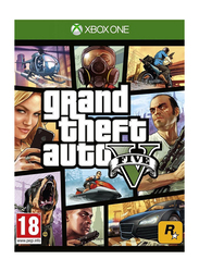 Grand Theft Auto V (2014) for Xbox One by Rockstar Games