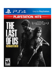 The Last of Us Remastered for PlayStation 4 (PS4) by Sony