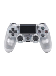 Sony DualShock 4 Wireless Controllers for PlayStation PS4, Crystal Clear