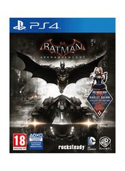 Batman Arkham Knight Region 2 for PlayStation 4 (PS4) by WB Games