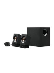 Logitech Z533 Wired Multimedia 2.1 Speaker, with Subwoofer, Black