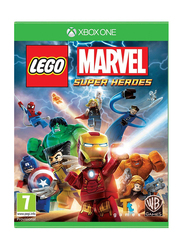 Lego Marvel Superheroes for Xbox One by WB Games