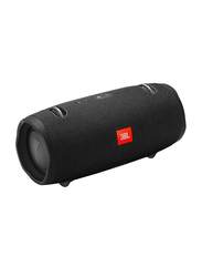 JBL Xtreme 2 Water Submerge Resistant Wireless & Wired Portable Speaker, Black