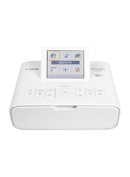 Canon Selphy CP-1300 Compact Photo Printer, White