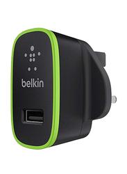 Belkin MIXIT F8J052UKBLK Wall Charger USB Type A, Black