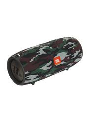JBL Xtreme Special Edition Splashproof Wireless & Wired Bluetooth 4.1 Speaker, Camouflage