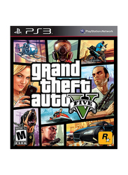 Grand Theft Auto V for PlayStation 3 (PS3) by Rockstar Games