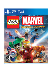 Lego Marvel Super Heroes for PlayStation 4 (PS4) by WB Games