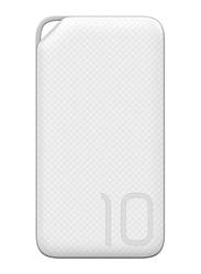 Huawei 10000mAh AP08Q Power Bank, White