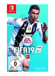 FIFA 19 for Nintendo Switch by Electronic Arts