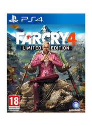 Far Cry 4 for PlayStation 4 (PS4) by Ubisoft