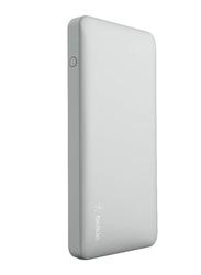 Belkin 10000mAh F7U020BTSLV Power Bank, Silver