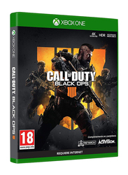 Call Of Duty Black Ops 4 for Xbox One by Activision Blizzard