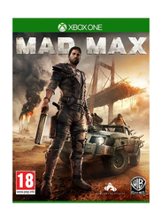 Mad Max for Xbox One by WB Games