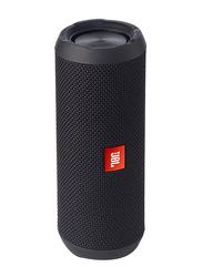 JBL Flip 3 Splashproof Wireless & Wired Portable Stereo Speaker, Black