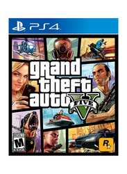 Grand Theft Auto V Region 1 for PlayStation 4 (PS4) by Rockstar Games