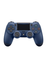 Sony DualShock 4 Wireless Controllers for PlayStation PS4, Midnight Blue