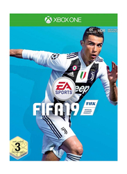 FIFA 19 with Arabic for Xbox One by Electronic Arts
