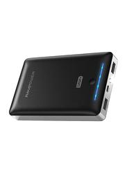 Rav Power 16750mAh RP-PB19 Dual iSmart 2.0 USB Ports & Flashlight, 4.5A Max Output, Power Bank, Black