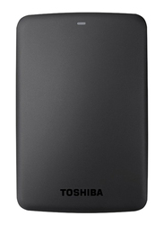 Toshiba 2TB HDD Canvio Basic HDTB320EK3CA External Portable Hard Drive, USB 3.0, Black