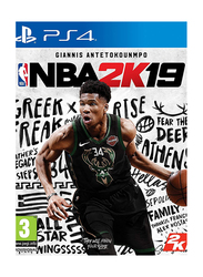 NBA 2K19 for PlayStation 4 (PS4) by 2K