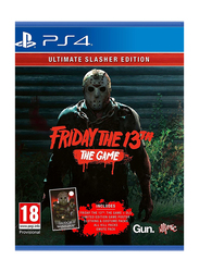 Friday The 13th The Game Ultimate Slasher Edition for PlayStation 4 (PS4) by Nighthawk Interactive