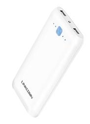 Linkcomn 20000mAh Jokul 200 Fast Charging Power Bank, White