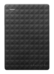 Seagate 500GB HDD STEA500400 Expansion Portable Hard Drive, USB 3.0, Black