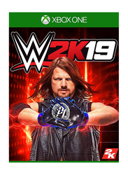 Wwe 2K19 for Xbox One by 2K