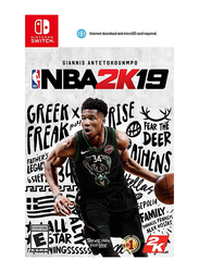NBA 2K19 for Nintendo Switch by 2K