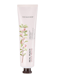 The Face Shop 07 Real Peach Daily Perfumed Hand Cream, 30ml
