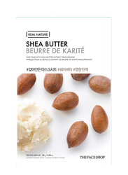 The Face Shop Real Nature Shea Butter Face Mask, 20gm