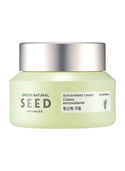 The Face Shop Green Natural Seed Antioxidant Cream, 50ml