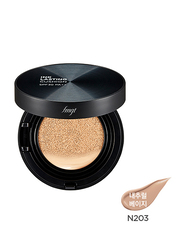 The Face Shop FMGT Ink Lasting Cushion SPF30 PA++, N203 Natural Beige