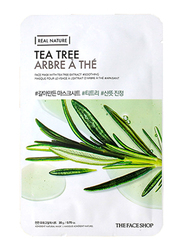 The Face Shop Real Nature Tea Tree Sheet Mask, 30ml
