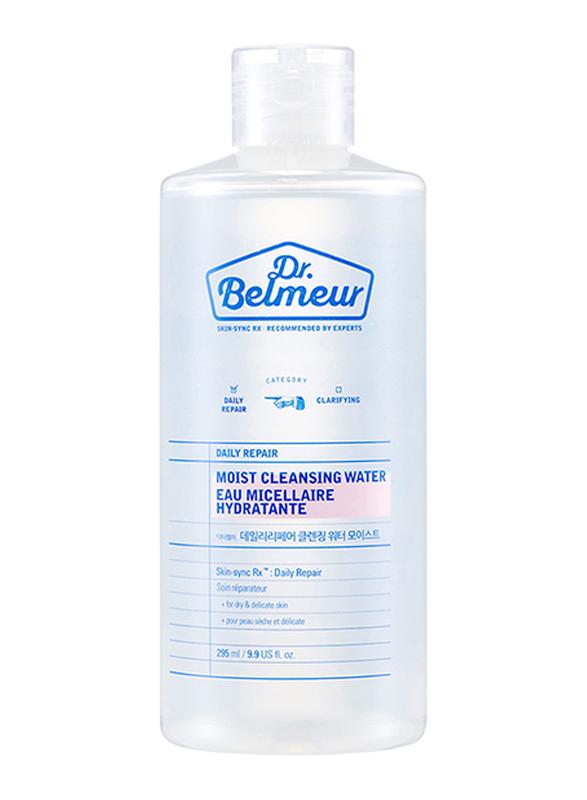 The Face Shop Dr.Belmeur Daily Repair Moist Cleansing Water, 300ml