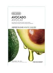 The Face Shop Real Nature Avocado Face Mask, 20gm