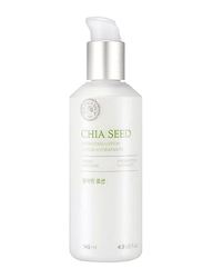 The Face Shop Chia Seed Hydrating Facial Lotion, 130ml