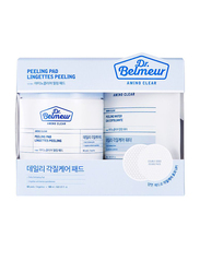 Dr. Belmeur Amino Clear Peeling Pad, 180ml/60 Pieces