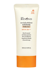 The Face Shop Beyond Eco Daily Defence Mild Family Body Sunscreen, 100ml
